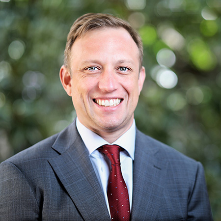 Hon Steven Miles - Minister for State Development, Infrastructure, Local Government and Planning.